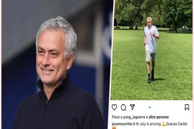 Mourinho stërvitet për Romën: 6 korriku po vjen
