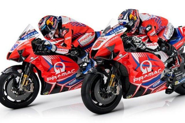 Zarco e Martin rinovojnë me Ducati