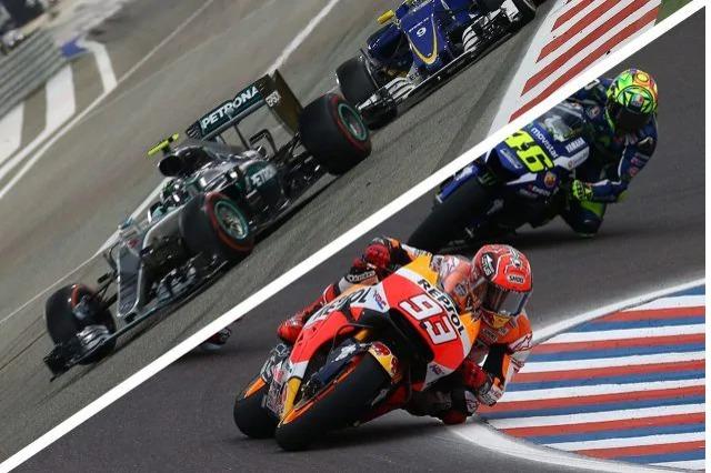 Anullohen garat e motorsportit në Australi