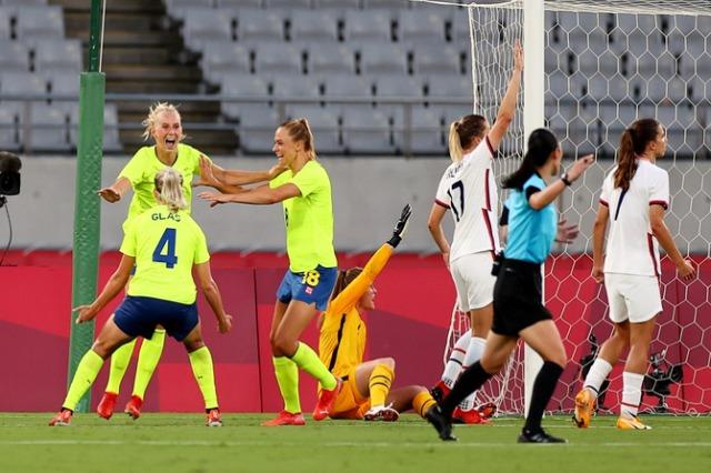 Futboll Femra/SHBA e nis me humbje Olimpiadën