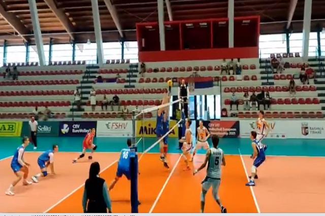 Europiani U17, zyrtarizohen gjysmëfinalet