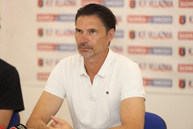 Vllaznia, Brdariç para sfidës me AEL Limasol: Besojmë te kualifikimi