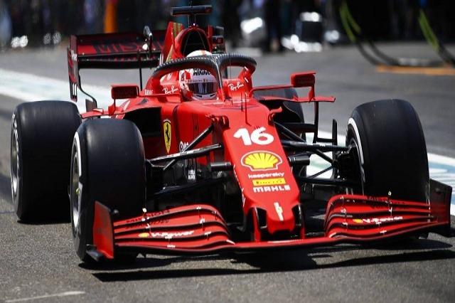 Ferrari, Leklerk: E vështirë të fitojmë në Hungari