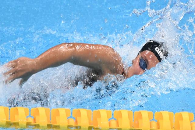 Not, spektakël në pishinë mes SHBA-së dhe Kinës