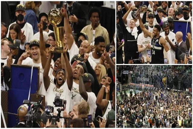 NBA: Triumf i Miluoki pas 50 vitesh
