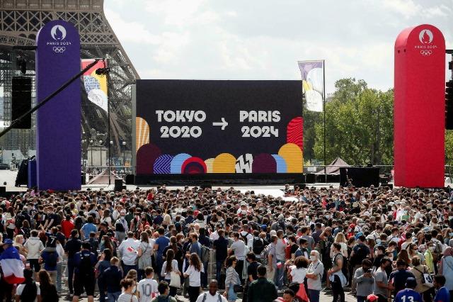 """""""Paris 2024"""" nis zyrtarisht përgatitjet"""