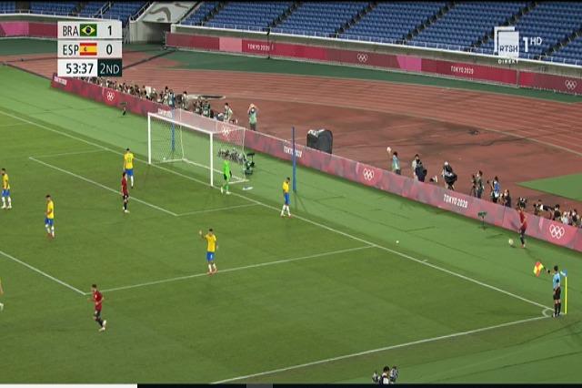 Olimpiada, Brazili kampioni: 2-1 ndaj Spanjës, vendos Malkom