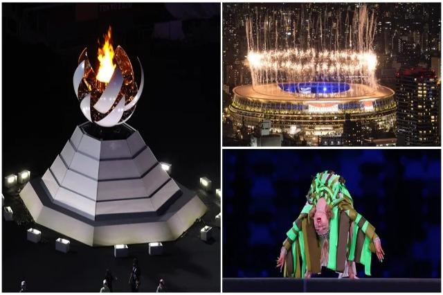 Tokio, mbyllen Lojërat Olimpike