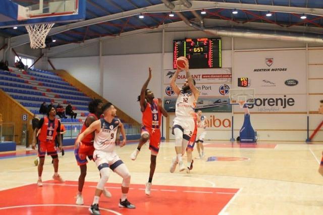 Goga Basket tërhiqet nga kampionati