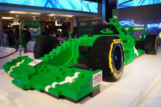 """Formula 1: Makina e ndërtuar me """"lego"""", thyhet rekordi"""