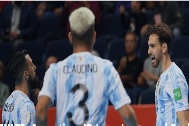 Argjentina, një rekord më vete
