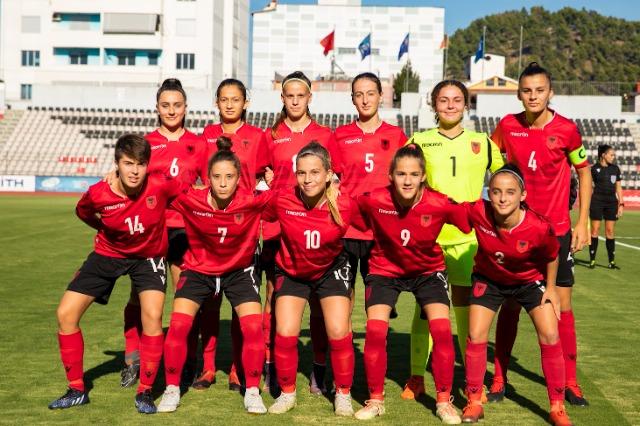 Mali i Zi, tetë gola Shqipërisë U17
