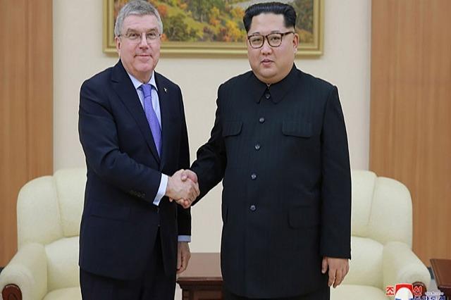 IOC pezullon Korenë e Veriut