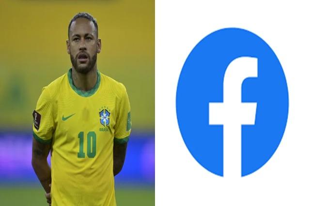Neymar, Facebook e trajton ndryshe nga përdoruesit e tjerë