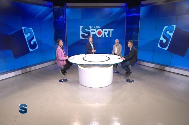 E HËNA SPORTIVE ora 18:15 në RTSH Sport