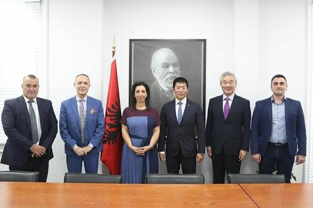 Uetanabe në Tiranë, gjimnastika më e bashkuar