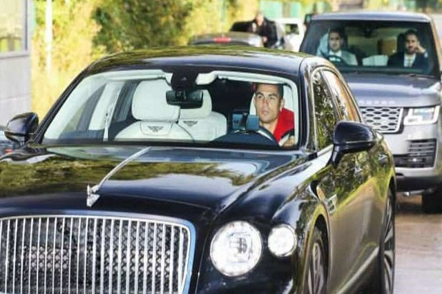 Kriza e karburantit, 7 orë pritje për Bentley-n e Ronaldos
