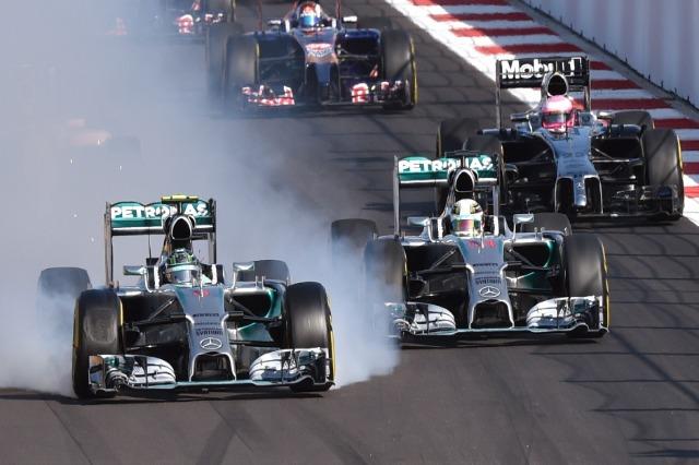 Socchi, moti rrezikon garën e F1