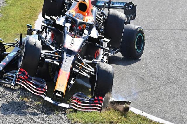 """Verstapen, """"fajtor"""" për aksidentin në Monza"""