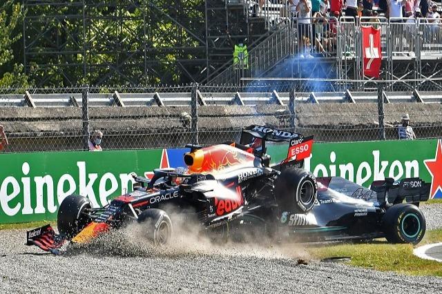 Braun analizon aksidentin në Monza