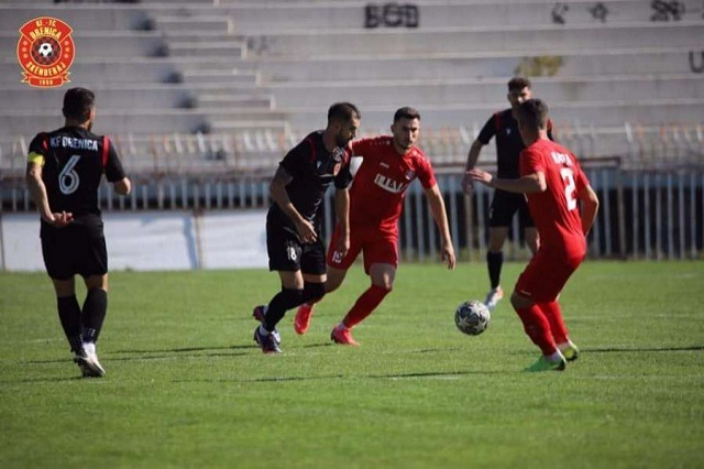 Superliga e Kosovës: Progni i jep fitoren Gjilanit, Ballkani barazon me Dukagjinin