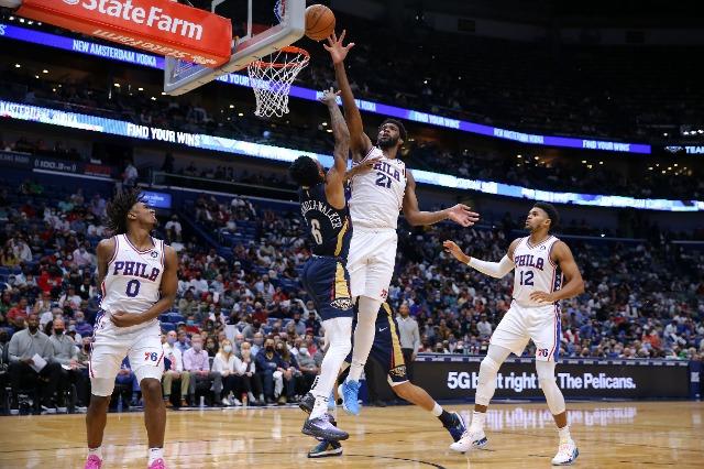 NBA: Philadelphia riniset me një fitore, mirë Knicks e Denver