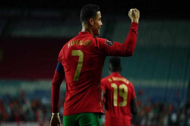 Kristiano Ronaldo, njeriu i rekordeve