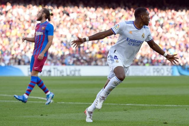 "Alaba-Vazquez, Reali triumfon në ""Camp Nou"""
