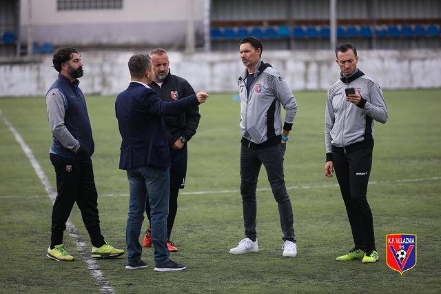 Vllaznia, Brdariç fokusohet te Dinamo