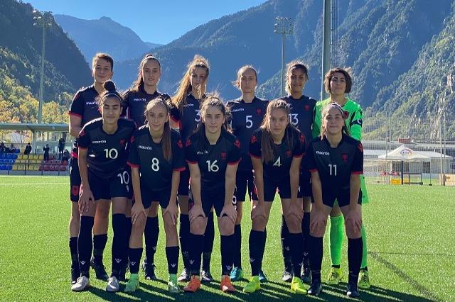 Shqipëria U19, fundi me disfatë