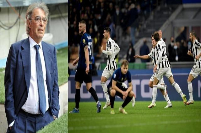 Inter-Juve, Morati: Ajo penallti prishi ndeshjen