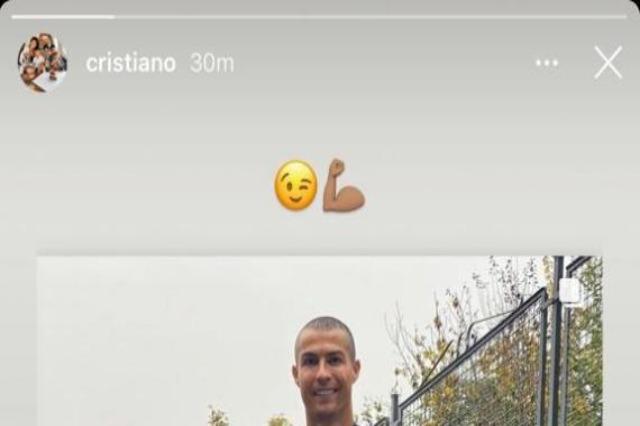 Cristiano Ronaldo ndryshon pamjen