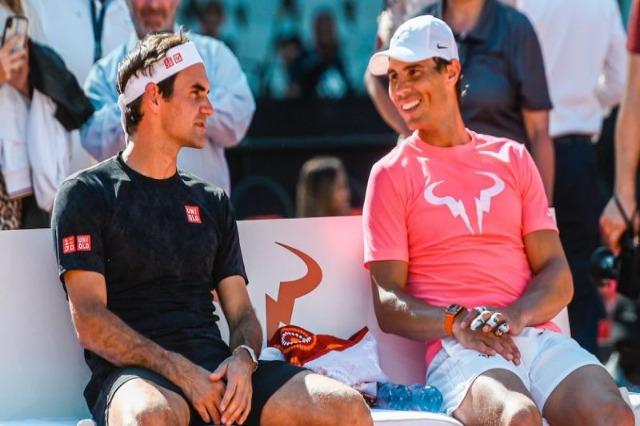 Karriera ime është e lidhur ngushtë me atë të Federer